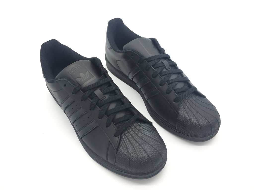 Pánské boty adidas Originals Superstar Černé - Dreamstock.