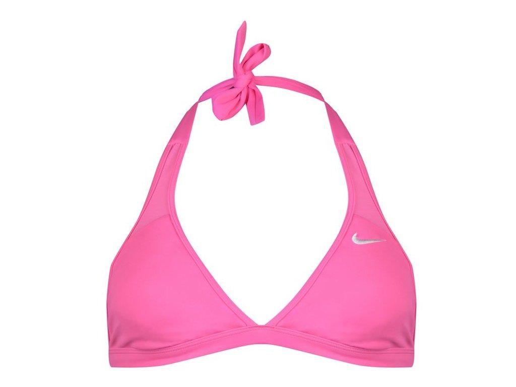 Plavky Nike Mesh 2 horní díl Růžové