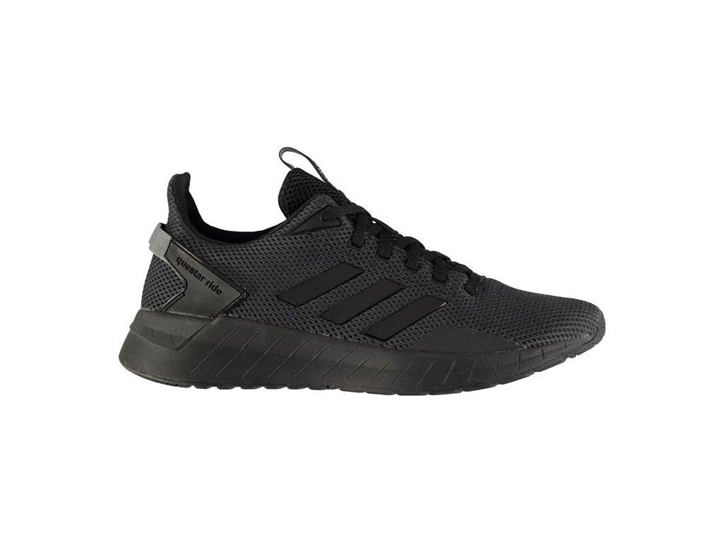 Pánské boty adidas Questar Ride Černé