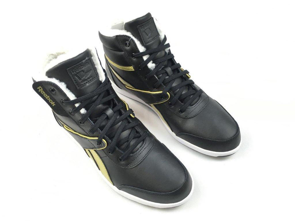 Dámské boty Reebok Royal s kožíškem