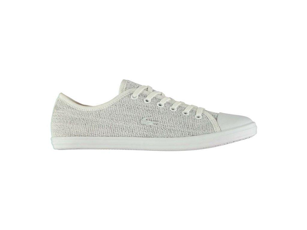Dámské boty Lacoste Ziane Bílé