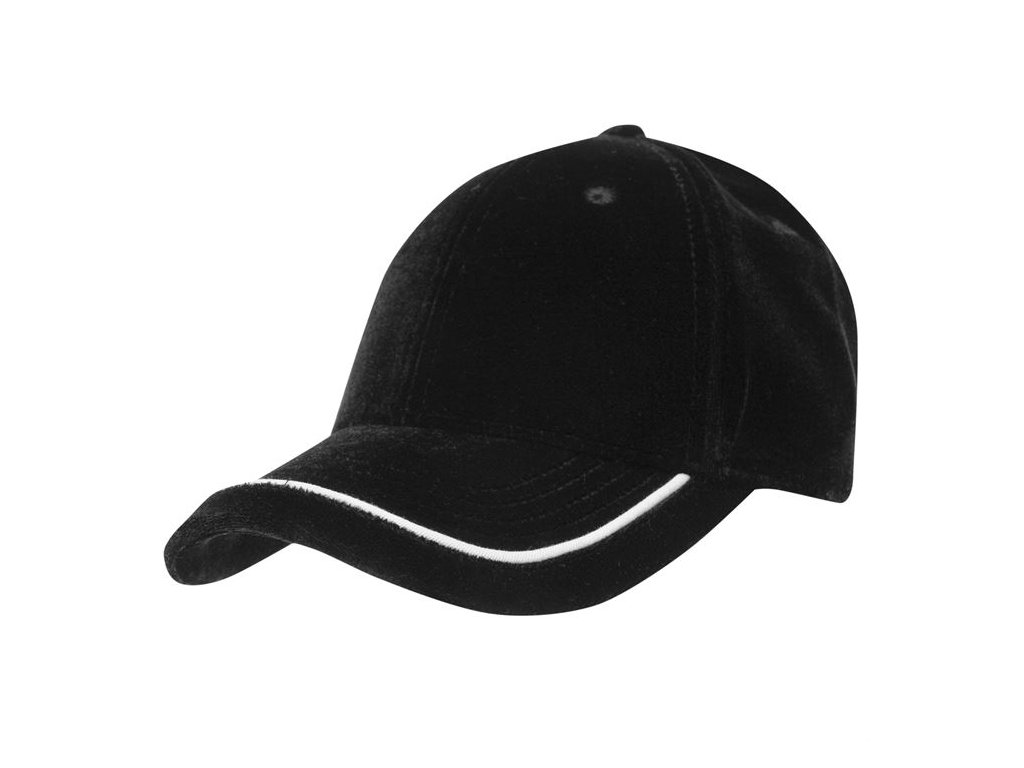 Kšiltovka Firetrap Fashion Cap Černá