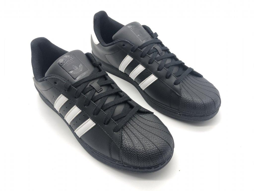 Pánské boty adidas Originals Superstar Bíločerné - Dreamstock.