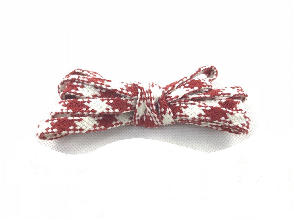 Tkaničky Červené 188 cm