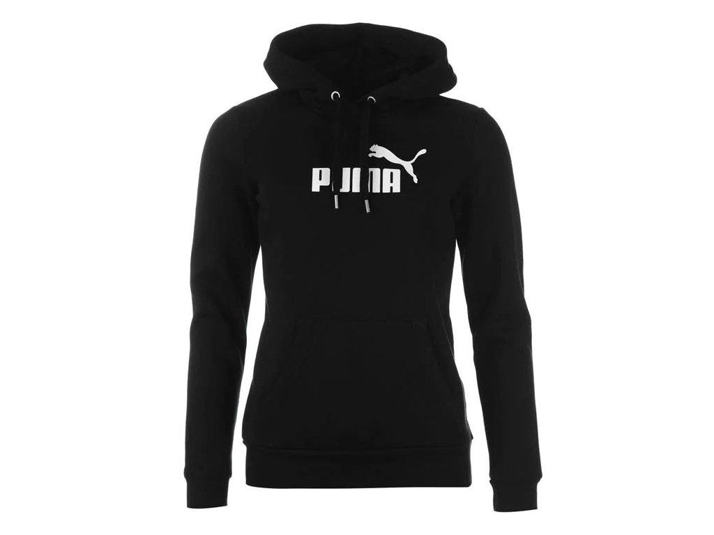 Dámská mikina Puma No1 Logo Černá