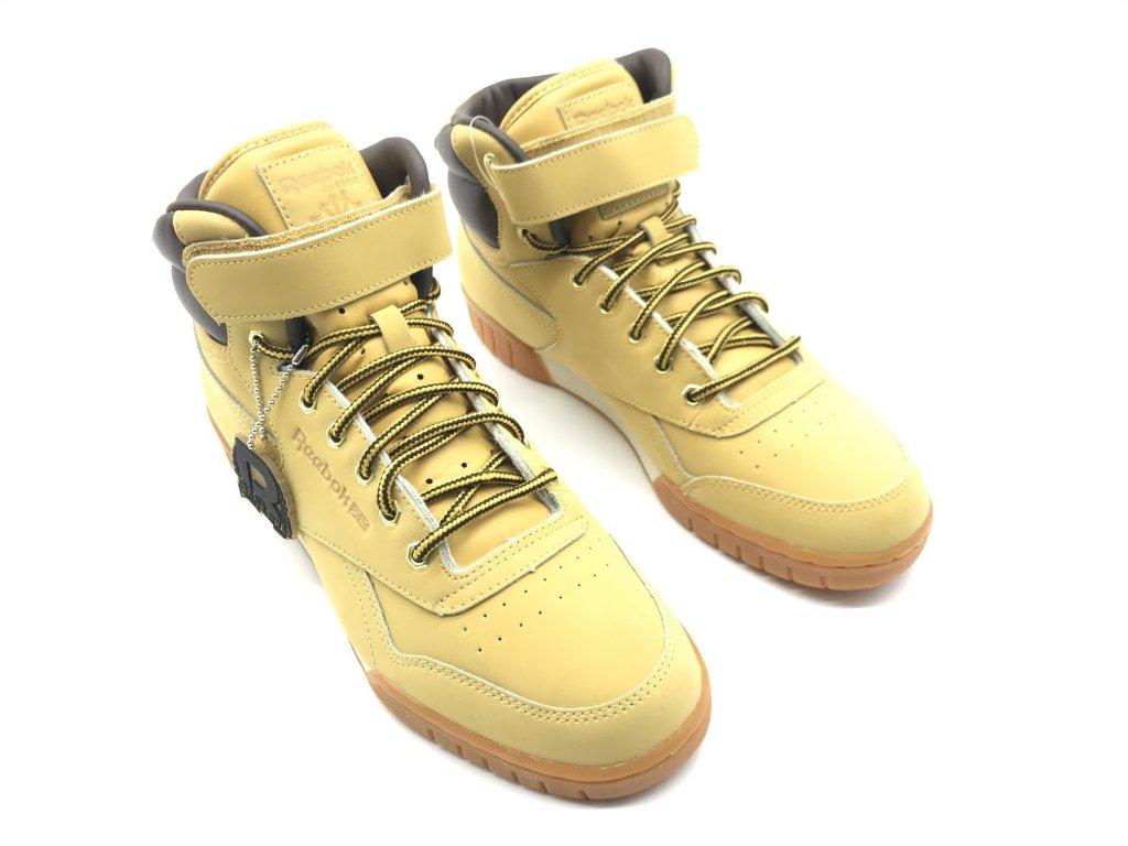 Pánské boty Reebok Plus Hi Wheat