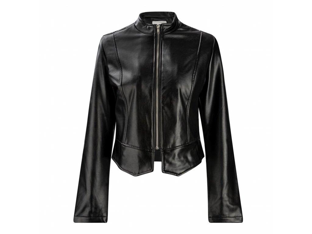 Dámská bunda Lee Cooper Fashion Černá