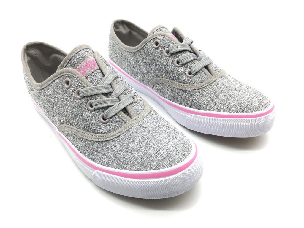 Dámské boty Henleys Lexy Šedé