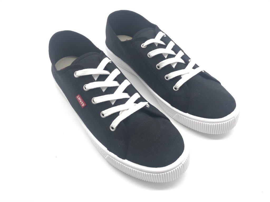 Pánské boty Levis Malibu Černé