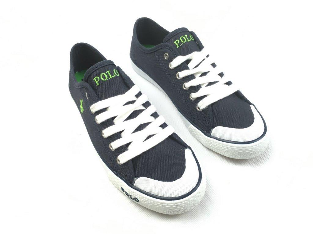 Dámské boty Ralph Lauren Carli Navy