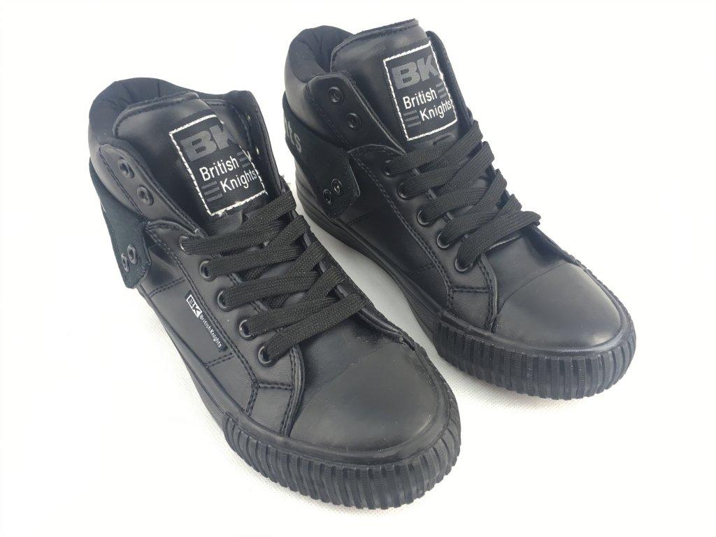 Dámské boty British Knights Roco Černé