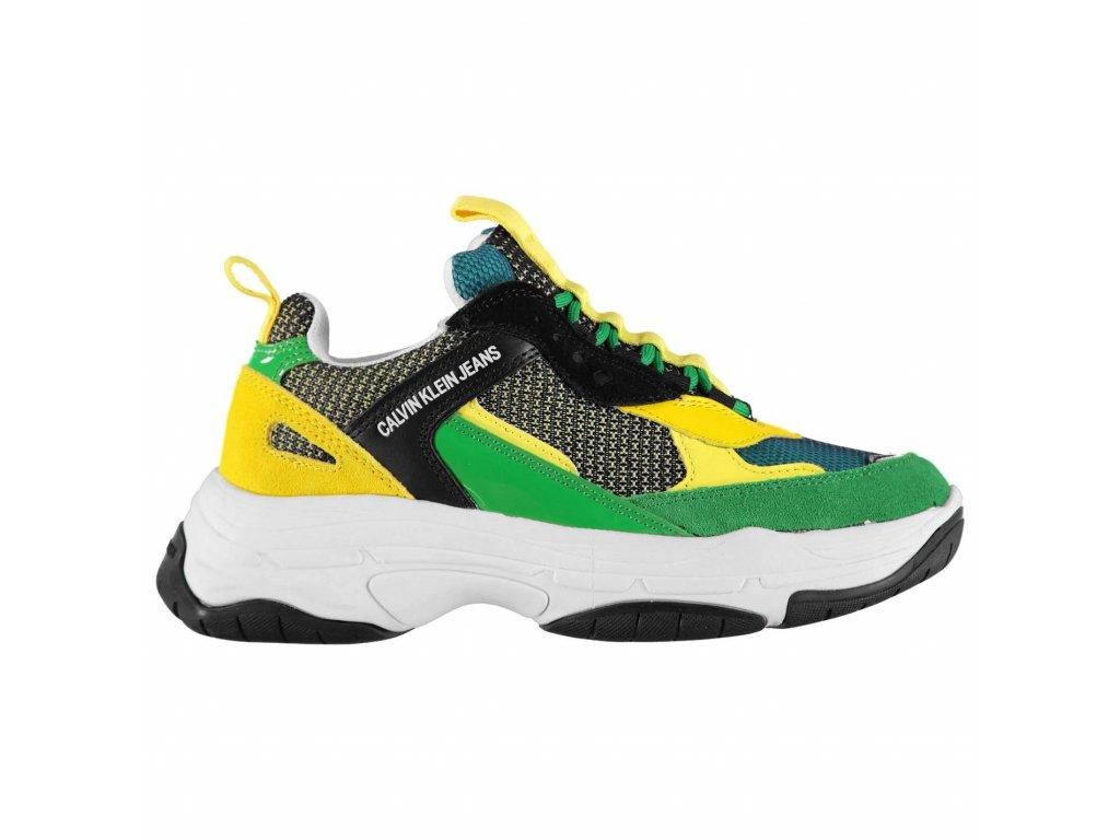 Dámské boty Calvin Klein Maya Multi