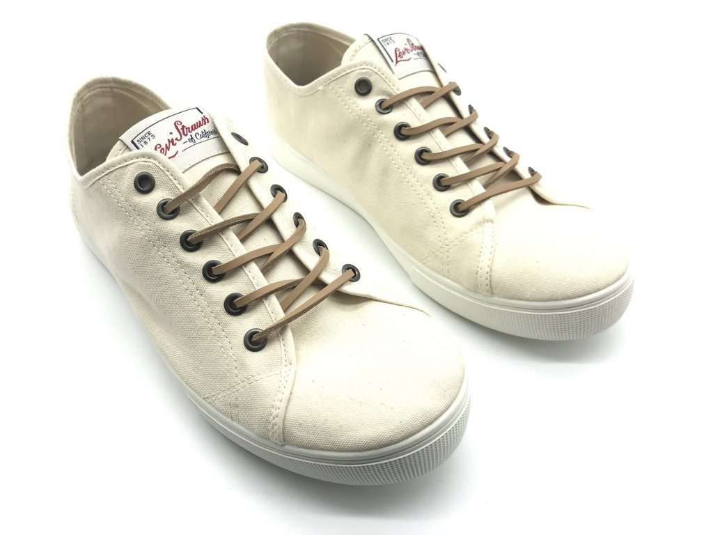 Pánské boty Levis Edwards Low Béžové