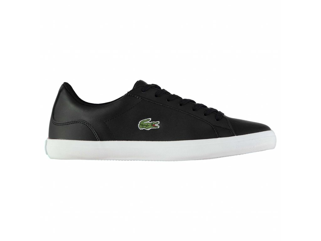 Pánské boty Lacoste Lerond 2 Černé
