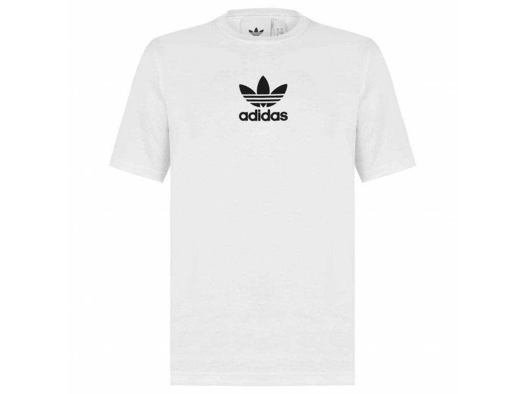 Pánské triko adidas Originals Adi Colour Bílé