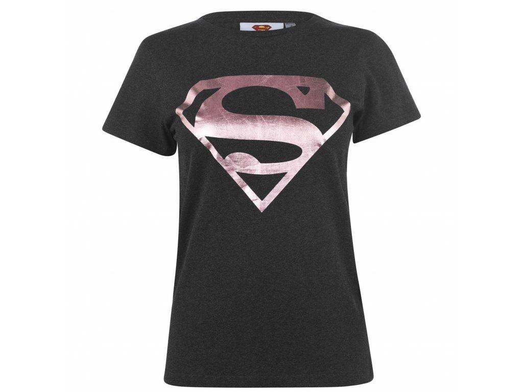 Dámské triko Dreamstock Originals Short Supergirl