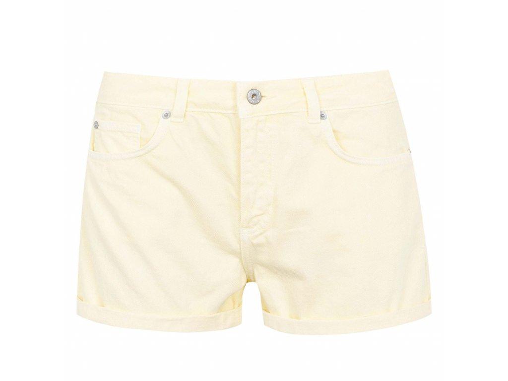 Dámské šortky Jack Wills Den Žluté
