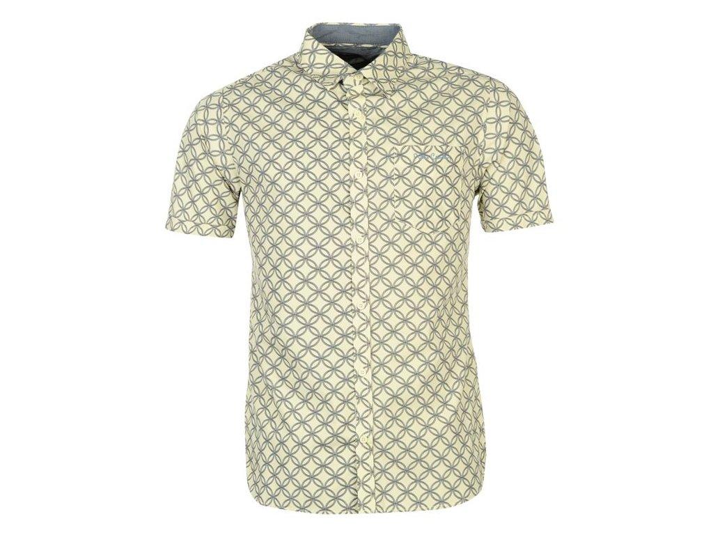 Pánská košile Pierre Cardin s krátkým rukávem Řetízky