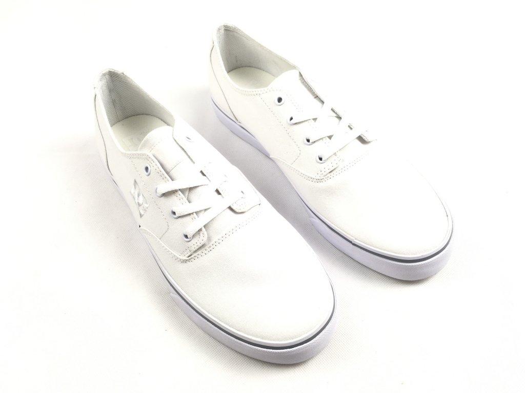 Pánské boty DC Flash Bílé