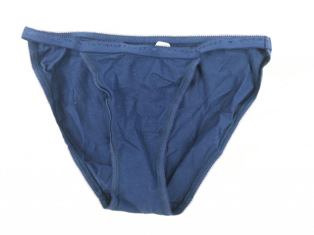 Kalhotky Victoria's Secret Dark Blue XS