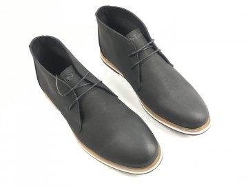 Pánské boty Lee Cooper PU Villa Černé