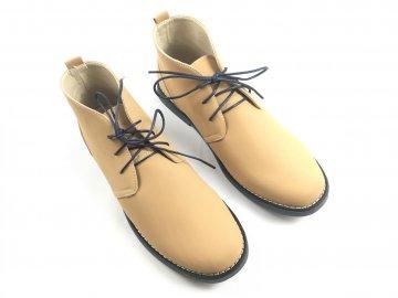 Pánské Boty Mad Wax Desert Boot Tan