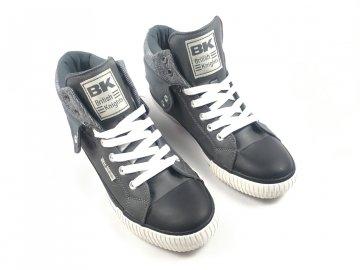 Pánské boty British Knights Roko Světle šedé