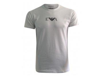 Pánské triko Emporio Armani Bílé
