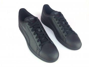 Pánské kožené boty Puma Smash Dark