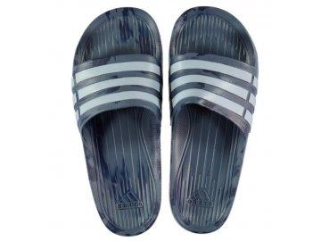 Pánské pantofle adidas Duramo Camo