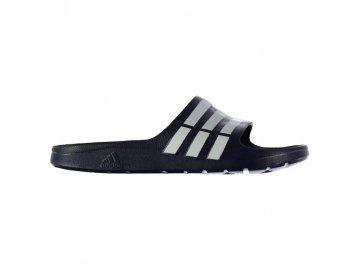 Pánské pantofle adidas Duramo Navy