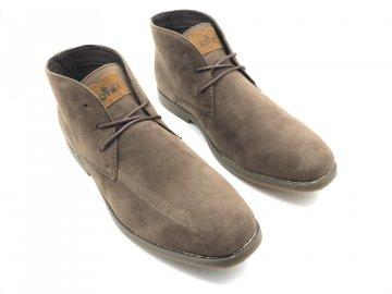 Pánské boty Soviet Dess Hnědé