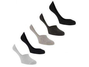 Pánské neviditelné ponožky Soviet Secret Multi