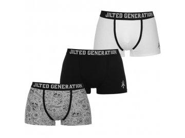 Pánské boxerky Dreamstock Select Jilted Generation 3 v balení Multi