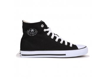 Pánské boty Dunlop Canva Černé