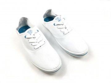 Pánské boty Henleys Troyle Bílé