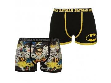 Pánské boxerky Dreamstock Original 2ks Batman