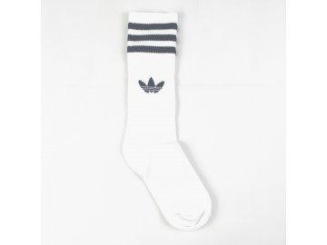 Ponožky adidas Originals Crew Bílé 43-47