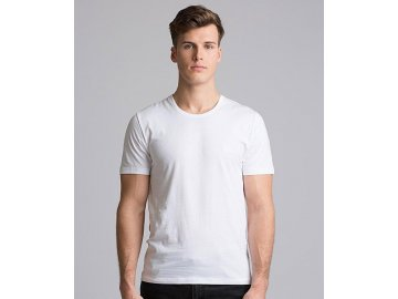 Pánské triko Hugo Boss Bílé
