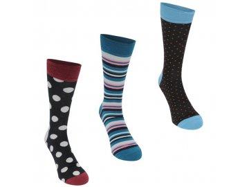 Pánské ponožky Happy Socks Starter Pack 3 páry 1