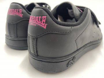Dámské boty Lonsdale Leyton Černé