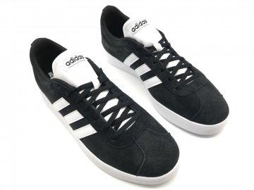 Pánské boty adidas VL Court Černé