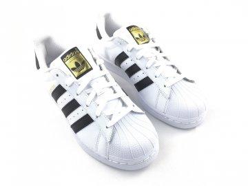 Boty adidas Originals Superstar Core C77124 Bílé