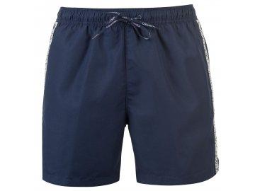 Pánské šortky Calvin Klein Taped Swim Navy