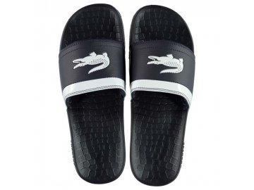 Pantofle Lacoste Sliders Navy