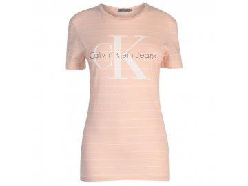 Dámské triko Calvin Klein Tanya Cream