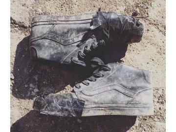 Sneakers očistec