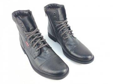 Pánské boty Levis Range Černé