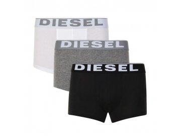 Boxerky Diesel 3 v balení Multi