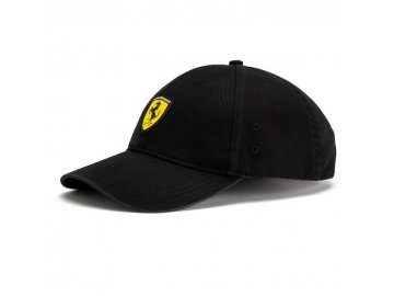 Kšilt Puma Ferrari Fan Černá